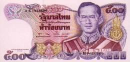 Thailand, 500 Baht, Pick 95, Sign. 57, Replacement  ( S ) UNC, 1990 ! - Thailand