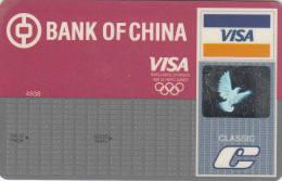 1988 Olimpic - Cartes De Crédit (expiration Min. 10 Ans)