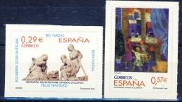 ##Spain 2006. Christmas. Painting & Sculpture. Michel 4175-76. MNH(**) - 1931-Aujourd'hui: II. République - ....Juan Carlos I