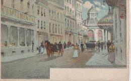 .SPA ( Rue Royale ) Illustrateur ( Ranot ) - Spa