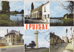 Erg-  41 Loir & Cher Cpm   EPUISAY  401 - Other Municipalities