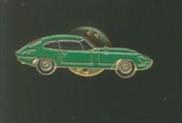 Pin´s -   VOITURE  JAGUAR  E - Jaguar