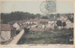 CPA -  Longueville - Vue Générale - France