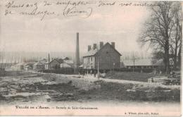 Carte Postale Ancienne De SAINT GERMAINMONT - Other Municipalities