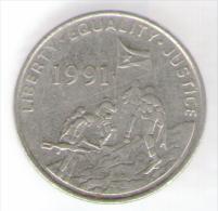 ERITREA 50 CENTS 1997 - Eritrea