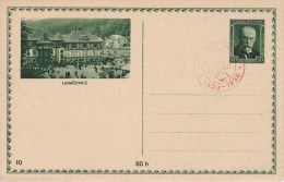 CSR; Postal Card CDV40-10 - Special Cancel - Postales