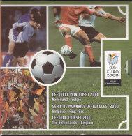 SERIE DE MONNAIES OFFICIELLES 2000 Belgique Pays-Bas Avec Les 50 Francs Frappe Médaille - Collections