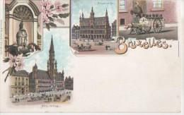 .BRUXELLES ( Multivues Pionniere ) - Panoramische Zichten, Meerdere Zichten