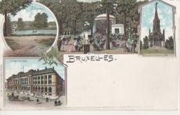 BRUXELLES ( Multivue Pionniere ) - Panoramische Zichten, Meerdere Zichten