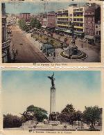 2 Kaarten - Verviers