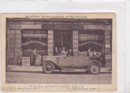 Cpa-63-clermont Ferrand--animée-societe Bonneterie Francaise--photo Blies - Clermont Ferrand