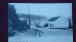BOITSFORT - Chaussée De La Hulpe En 1905 - Watermael-Boitsfort - Watermaal-Bosvoorde