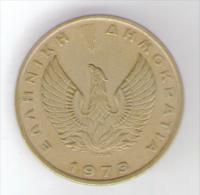 GRECIA 2 DRACHMAI 1973 - Grecia