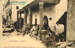 Maroc - Ref A161- Casablanca - La Douane - Carte Bon Etat - - Casablanca