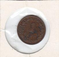1 CENTIME Bronze 1884 - [ 3] 1815-… : Reino De Países Bajos