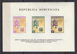 REPUBLICA DOMINICANA 1958 - Yvert #H15 - MNH ** - República Dominicana