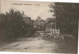 Carte Postale Ancienne De VIGNICOURT - France