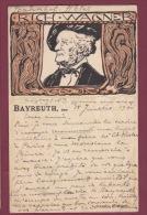 ALLEMAGNE - 290913 -  RICH WAGNER  Musicien - BAYREUTH - Bayreuth