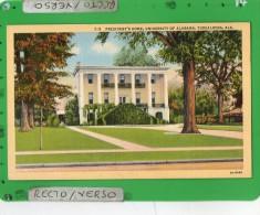TUSCALOOSA PRESIDENT'HOME UNIVERSITY OF ALABAMA - Tuscaloosa