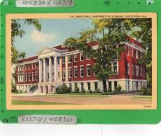 TUSCALOOSA  KNOTT HALL UNIVERSITY OF ALABAMA - Tuscaloosa