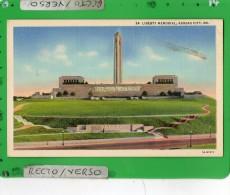 KANSAS CITY LIBERTY MEMORIAL - Kansas City – Kansas