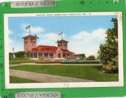 KANSAS CITY SHELTER HOUSE SWOPE PARK - Kansas City – Kansas