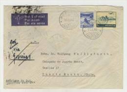 Schweiz Michel No. 392 auf Brief