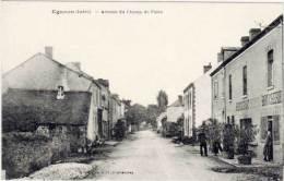 EGUZON - Avenue Du Champ De Foire   (61000) - France