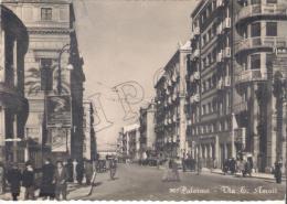 Palermo - Via E. Amari - Palermo