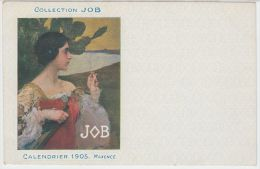 19082g MAXENCE - Collection JOB  - Calendrier 1905 - Illustrateurs & Photographes