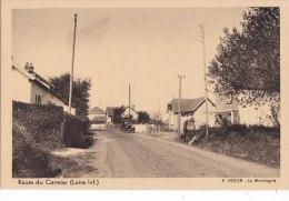 """¤¤  -  LA PLAINE-sur-Mer  -  Route Du CORMIER  -  Editeur """" Fréor """" La Montagne  -  ¤¤ - La-Plaine-sur-Mer"""
