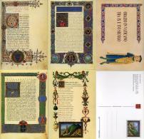 VATICANO ORAZIO 4 INTERI 700 L 1993 + CUSTODIA - Interi Postali