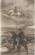 """GUERRE 1914-18 -Patriotique - """" MONTMIRAIL 1814/1914 """" -  Evocation Bataille Napoléon - Guerra 1914-18"""