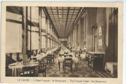 LE  HAVRE  ( 76 )  - L´ Hôtel  Frascati   -  Le Restaurant - Le Havre