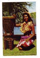 OCEANIE/TAHITI/Teura,la Belle Aux Fleurs.../Réf:5165 - Tahiti