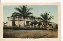 FAKTOREI IN KRIBI (KAMERUN) - Camerun
