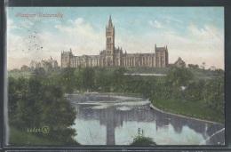 - CPA ECOSSE - Glasgow, University - Ecosse