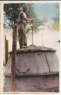CHANTIERS DE LA JEUNESSE GROUPEMENT 26 (HTE GARONNE ST GAUDENS PUIS SAUVETERRE DE COMMINGES)  LE FOUR EST MONTE - Weltkrieg 1939-45