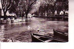 ANNECY Canal Du Vassé Et Pont Des Amours 1961 - Annecy