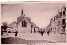 SOUDAN   -  La Place De L' Eglise - Ohne Zuordnung