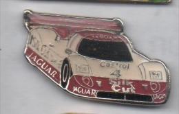 Auto Jaguar , Sport Proto , Carburant Castrol - Jaguar