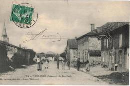 Carte Postale Ancienne De THENORGUES - Frankreich