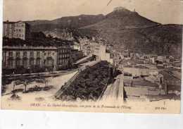 Oran - Le Djebel-Mourdjadjo, Vue Prise De La Promenade De L'étang  -  N.D. Phot. - Oran