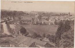 CPA 88 ATTIGNY Vue Générale Du Village 1929 - Ohne Zuordnung
