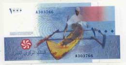 COMORES : 1000 Frcs 2005 Neuf (unc) - Comores