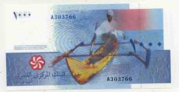 COMORES : 1000 Frcs 2005 Neuf (unc) - Comoren