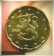 @Y@  Finland  20 Ct   2000  Unc - Finland