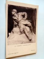 Carte Postale Ancienne : CHERCHELL : Le Monument Aux Morts - Autres Villes