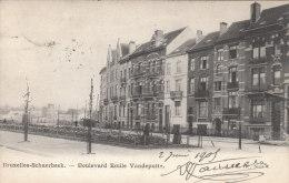 Cpa/pk 1908 Bruxelles Schaerbeek Boulevard Emile Vandeputte - Schaarbeek - Schaerbeek