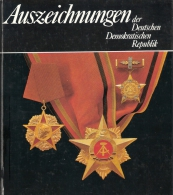 MEDAILLE ORDRE DECORATION ALLEMAGNE EST AUSZEICHNUNG DDR GUIDE COLLECTION  INSIGNE PROPAGANDE URSS